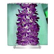 Flower Power 1223 Shower Curtain