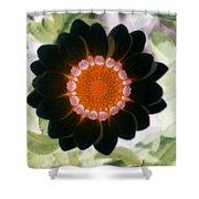 Flower Power 1425 Shower Curtain
