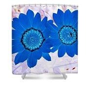 Flower Power 1427 Shower Curtain