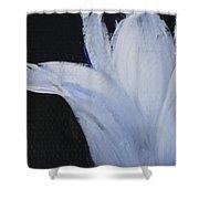 Flower Study 2 Shower Curtain