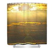 Flower Sun Shower Curtain