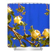 Flowering Tree 1 Shower Curtain