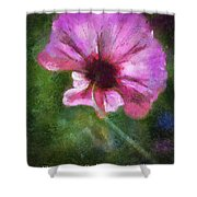 Flowers Are Gods Way 02 Shower Curtain