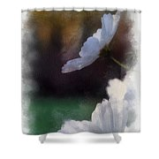 Flowers Are Loves Truest Language 01 Shower Curtain