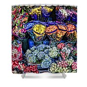 Flowers Galore Shower Curtain