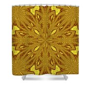 Flowers In The Paradise Shower Curtain