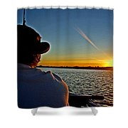 Going Fish'n Shower Curtain