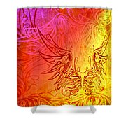 Fly Away 3 Shower Curtain