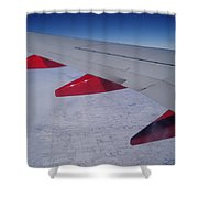 Fly Away With Me Shower Curtain