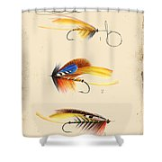 Fly Fishing-jp2094 Shower Curtain