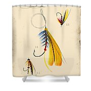 Fly Fishing-jp2098 Shower Curtain