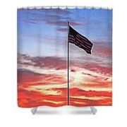 Flying High 8 Shower Curtain