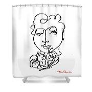 Fm 1  Shower Curtain