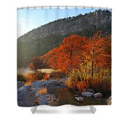 Foggy Frio #6 2am-109069 Shower Curtain