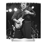 Foghat Guitarist Rod Price Shower Curtain