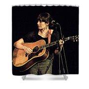Folk Singer Pieta Brown Shower Curtain