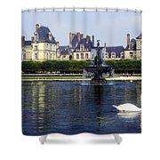 Fontainebleau Shower Curtain