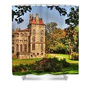 Fonthill Castle Shower Curtain