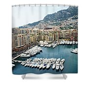 Fontvieille Shower Curtain