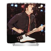 Foo Fighters Dave Grohl Shower Curtain