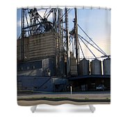 Food Mill Valley View Texas Shower Curtain