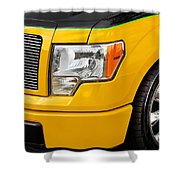 Foose Ford Truck Shower Curtain