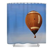 Football Season Shower Curtain
