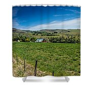 Foothill Ranch Shower Curtain