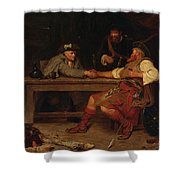 For Better Or Worse - Rob Roy Shower Curtain