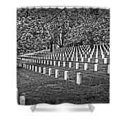 For Our Nation Shower Curtain