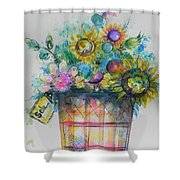 For Sale Shower Curtain