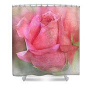 For The Love Of Pink Shower Curtain