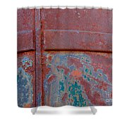 For The Love Of Rust II Shower Curtain