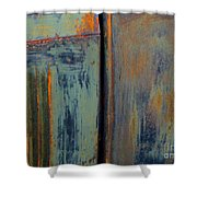 For The Love Of Rust IIi Shower Curtain