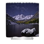 For Whom The Bells Toll Shower Curtain