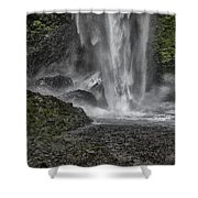 Force Of Nature Shower Curtain
