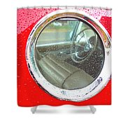 Ford 6 Shower Curtain