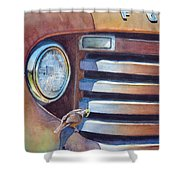 Ford And Wren Shower Curtain
