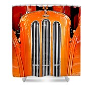 Ford Anglia Classic Shower Curtain