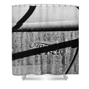 Ford Door Shower Curtain