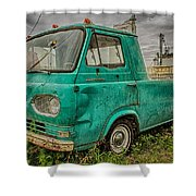 Ford Econoline Pickup Shower Curtain