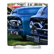 Ford F-100s Shower Curtain