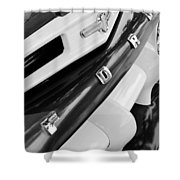 Ford F-2 Pickup Truck Shower Curtain