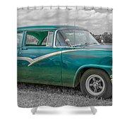 Ford Fairlane  7d05219 Shower Curtain