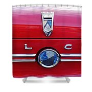 Ford Falcon 1 Shower Curtain