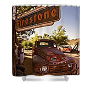 Ford Fever Shower Curtain