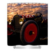 Ford Hot Rodney Special Shower Curtain
