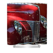 Ford Hotrod Shower Curtain