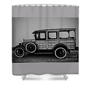 Ford Model A Station Wagon 1930 Shower Curtain
