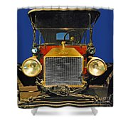 Ford Model T Shower Curtain